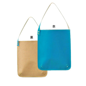 Tote/Thin/Neon Short/Blue