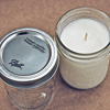 Fragrance Soy Aroma Candle (citronella)