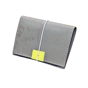 gray coin case